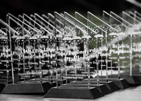 2016 XC MWC - Awards