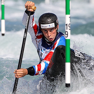 ICF Canoe Kayak Slalom World Championships London 2015