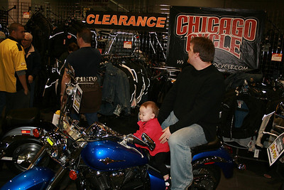 Cycle World's International Motorcycle Show in Chicago, 2010