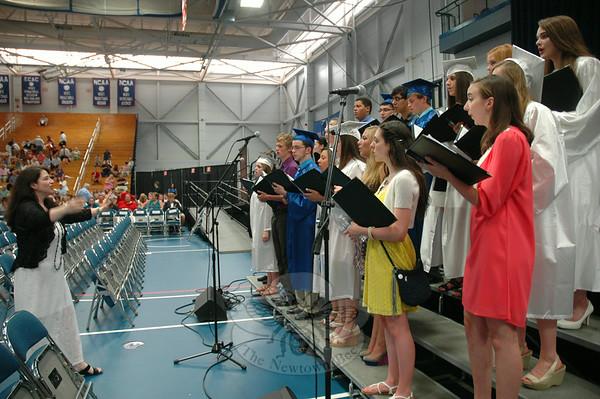 NHS Class of 2014 Graduation