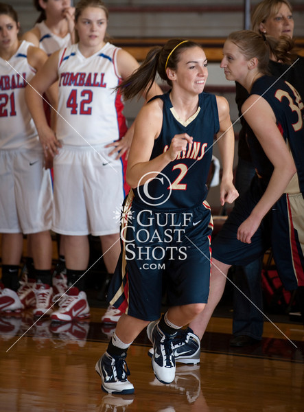 2009-11-20 Basketball Girls Tomball vs Klein Collins