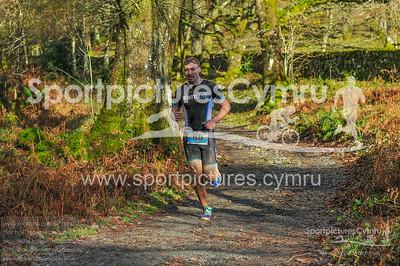 Coed y Brenin Trail Duathlon - Bach - Lap 2 Run at 1kM