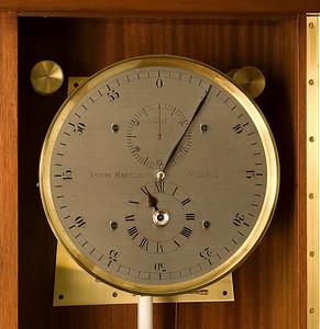 VR-428, Month Duration Precision Regulator with Satori Pendulum, by Anton Hawelk