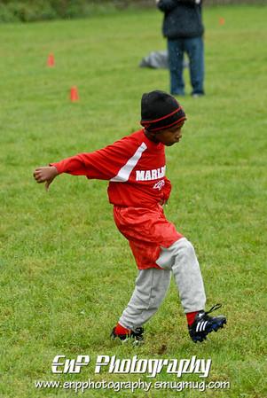 Marlboro Soccer Game 10-1-11