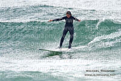 Corey Surf Lessons 2011
