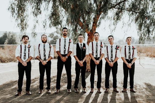 Gentlemen Group Photos