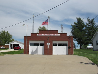 CALHOUN COUNTY FIRE DEPARTMENTS