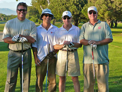 SALVATION ARMY GOLF TOURNAMENT