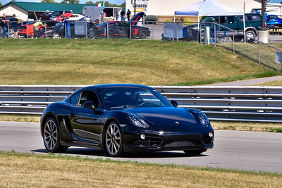 2020 SCCA July 29 Pitt Race Interm Blk Porsche Cayman