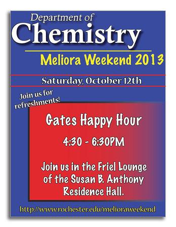 2013 Gates Happy Hour Alumni Get-together