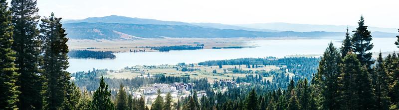 7-28-18 Zip-lining Idaho