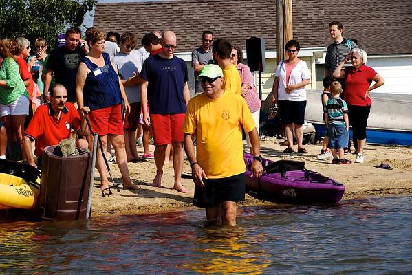 TRINITY'S ANNUAL PICNIC/BAPTISMAL 2013
