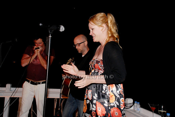 Daron Murphy, Moby and Laura Dawn