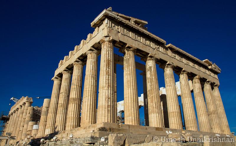 Athens - The Parthenon at the Acropolis.jpg
