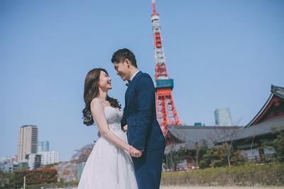Prewedding-東京-G