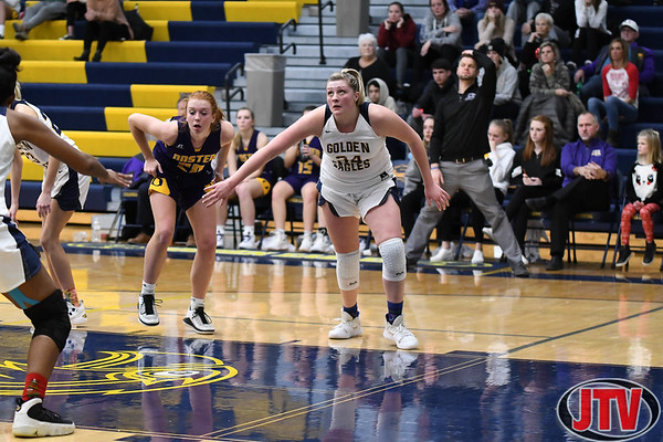 Columbia Central vs Onsted Girls Basketball 12-19-19