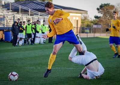 2019-03-06 LHS Soccer vs IRMO