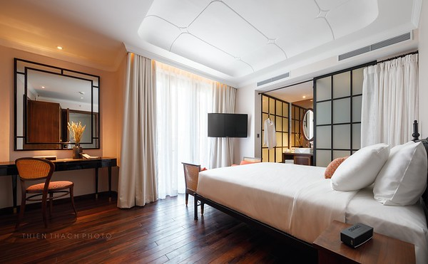 REVE Hotel in Hochiminh City
