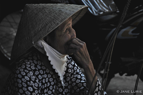 Faces in Southeast Asia