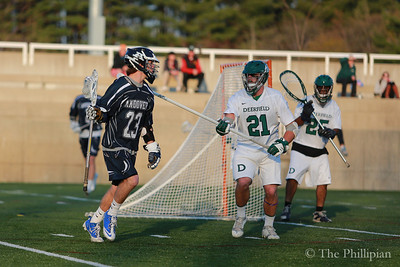 Boys Lacrosse vs. Deerfield 4/27/13