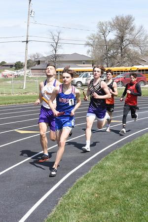 Varsity Boys Track @Syracuse