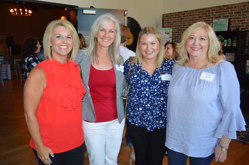 Nancy Mueller, Laura Marks, Yasmin Tooley, Lynda Gentry 2.JPG