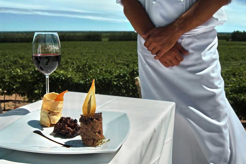 Delicias patagónicas