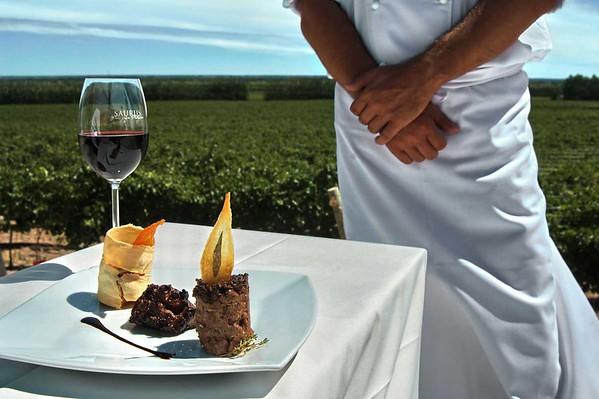 Mundo gastronomía en BA