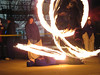 First night fire performance