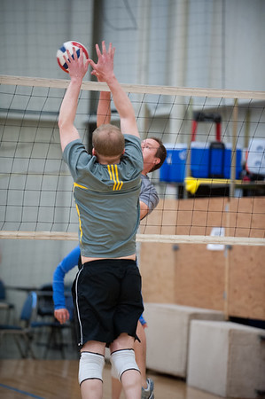 VTC B League Volleyball, Spring 2011