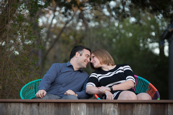 Rachel & Frank - Engagements