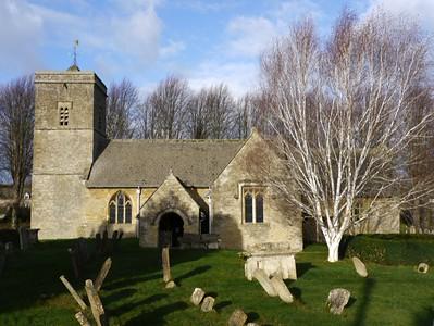 Ascott-Under-Wychwood (1 Church)