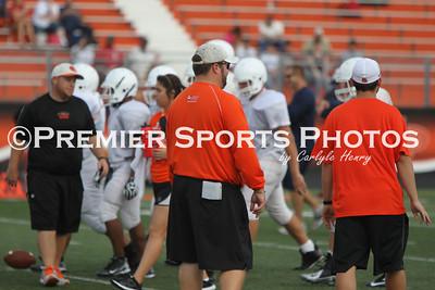 La Porte Varsity Football vs Pearland Dawson 8/24/2012
