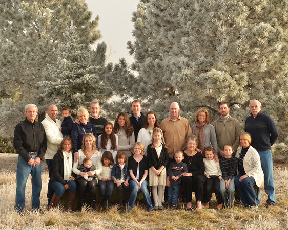Parrill Extended Family