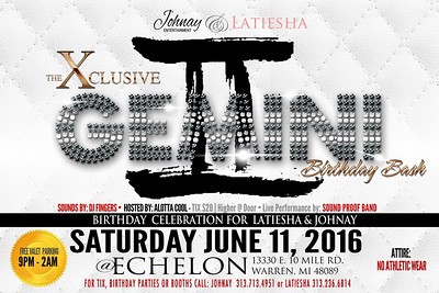 Echelon 6-11-16 Saturday