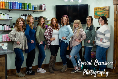 Natural Roots Salon - March 2021