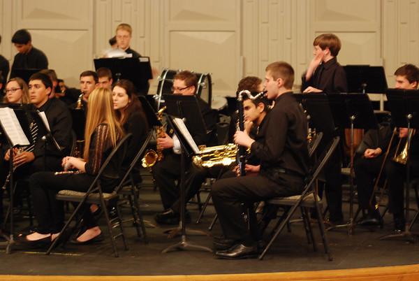 Upper School Spring Instrumental Concert