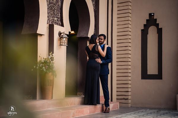 Mrunal & Rajdeep Pre Wedding