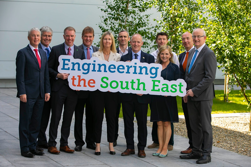 20/06/2019. Engineered for success. Industry leaders launch cluster to promote engineering in South East.  Engineering the South East was launched in Wexford this morning with a mission to see companies working together to address skills needs, promote careers in engineering and advance the engineering capabilities of the region. Picture: Patrick Browne