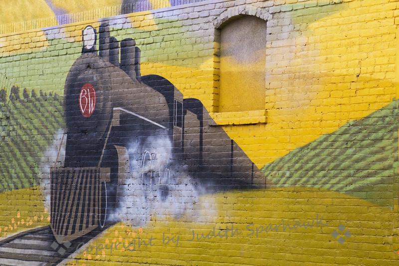The Train Comes In