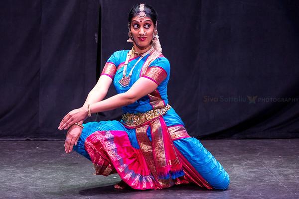 Yamini Saripalli  At Anacostia DC 2017