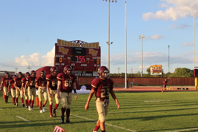 Aug 31 Devine Var FB vs SA Kennedy