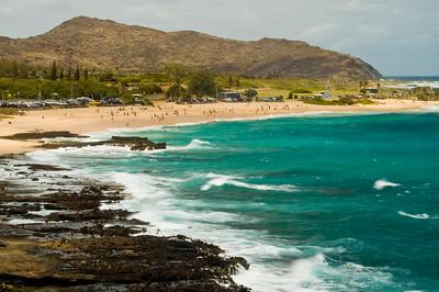 Oahu's South Eastern Tip, Hawaii