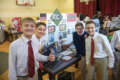 Middle School Museum 2018-19