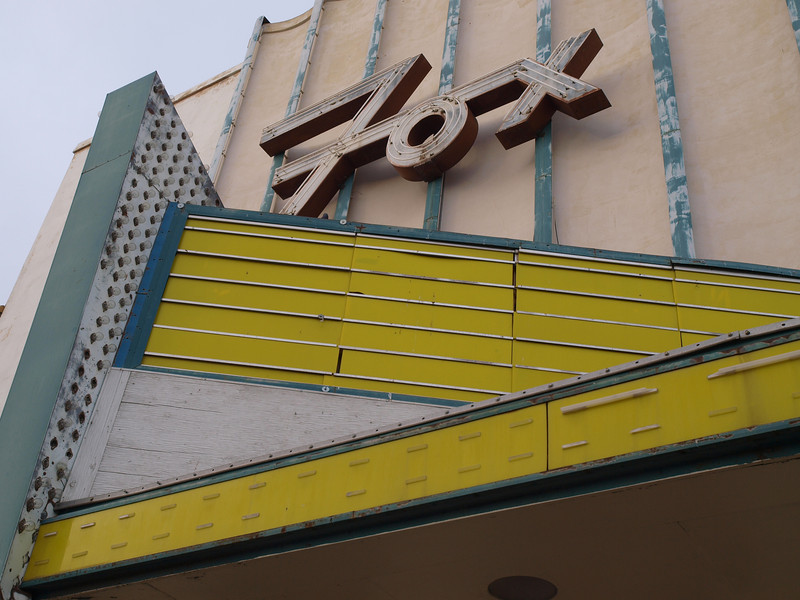 Fox Theatre, Second Street (RIP)