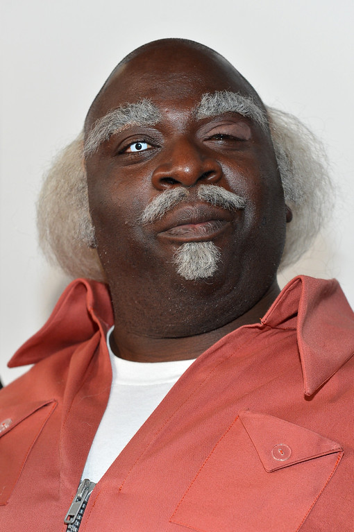 . LOS ANGELES, CA - FEBRUARY 01:  Uncle Ruckus of The Boondocks (actor Gary Anthony Williams) attends the 44th NAACP Image Awards at The Shrine Auditorium on February 1, 2013 in Los Angeles, California.  (Photo by Alberto E. Rodriguez/Getty Images for NAACP Image Awards)