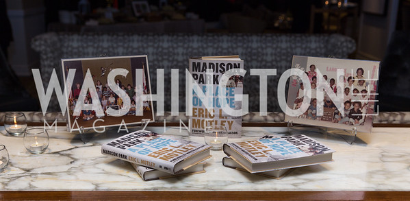 "Eric L. Motley ""Madison Park"" - Book Party  