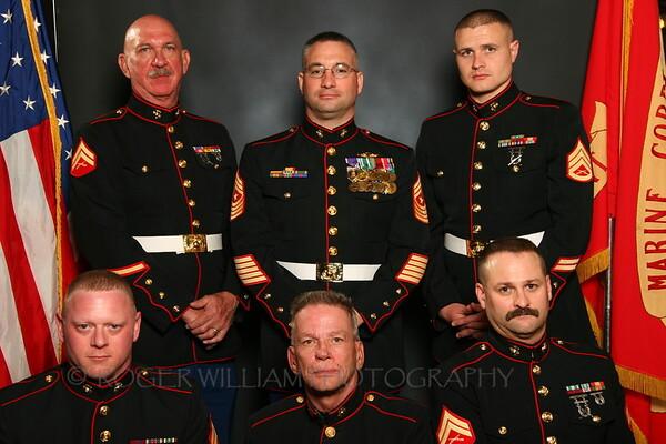 United States Marine Corps League Ball 11-4-06