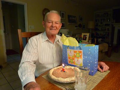 Dad's 88th