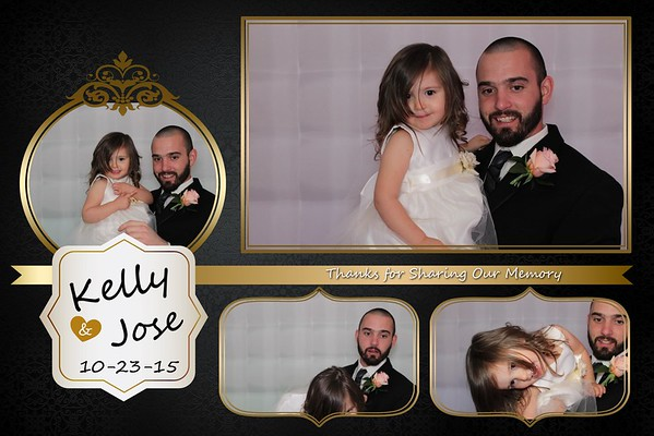 Jose & Kelly Wedding 10-23-15